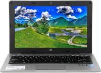 Micromax Lapbook Atom Quad Core 4th - (2 GB/64 GB HDD/32 GB EMMC Storage/Windows 10) L1161 Laptop(11.6 inch, SIlver Grey)