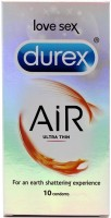 Durex Ultra Thin Condoms - Air Condom(10S) - Price 125 30 % Off