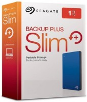 Seagate 1 TB External Hard Disk Drive(Blue, Mobile Backup Enabled)