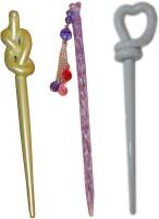 MURLI Combo of Multi Color Juda Sticks Bun Stick(Multicolor) - Price 410 79 % Off