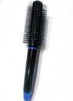 OM Round hair brush comb, Size- 22/6 cm