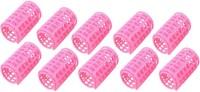 BoldnYoung Medium 25mm Self Holding Roller Hair Curler(Pink) - Price 98 50 % Off