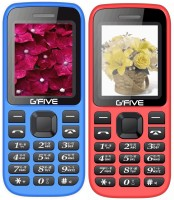 Gfive N9 Combo of Two Mobile(Blue & Red) - Price 1099 31 % Off
