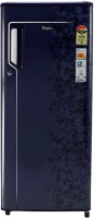 View Whirlpool 185 L Direct Cool Single Door 4 Star Refrigerator(Sapphire Exotica, 200 IMPWCOL PRM 4S)  Price Online
