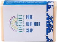 Nirvaana Handmade Natural Goat Milk Soap(100 g) - Price 140 30 % Off