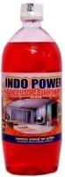 INDOPOWER ADVANCE FLOOR CLEANER SHAMPOO (ROSE) 1ltr. Regular(1000 ml)