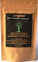 Etheric Pure Fullers Earth ( Multani Mitti) Powder(100 g) - Price 120 40 % Off