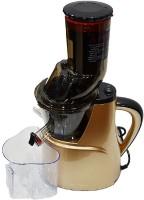Premsons Slow Juicer The Original Cold Press Big Mouth 150 Juicer(Gold, 1 Jar)
