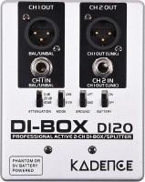 KADENCE KAD-DIG-DI20 Powered Sound Mixer