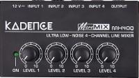 KADENCE KAD-MIX-MX400 Analog Sound Mixer