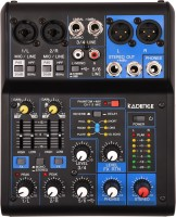 KADENCE KAD-MIX-AG06 Analog Sound Mixer
