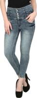 Nifty Slim Women Light Green Jeans