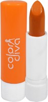 Color Diva Color Addiction Seffron Lipstick(4.5 g, Orange) - Price 99 62 % Off