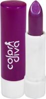Color Diva Color Addiction Purple Lipstick(4.5 g, Purple) - Price 99 62 % Off