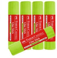 Faber-Castell glue(Set of 5, Green)