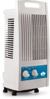 View BMS Lifestyle TF-102 Portable Revolving & Oscillating Tower Fan(White) Home Appliances Price Online(BMS Lifestyle)