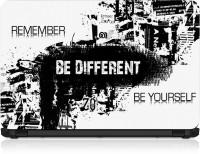 Flipkart SmartBuy Be Different FSBSP026 Vinyl Laptop Decal 15.6