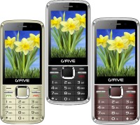 Gfive G9 Combo of Three Mobiles(Champagne Gold $$ Black $$ Coffee) - Price 3109 37 % Off