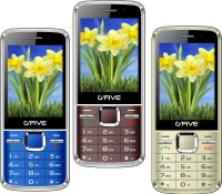Gfive G9 Combo of Three Mobiles(Coffee $$ Champagne Gold $$ Blue) - Price 3109 30 % Off