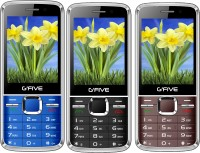 Gfive G9 Combo of Three Mobiles(Blue $$ Black $$ Coffee)
