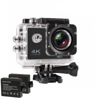 Padraig Action sports camera for bike & adventure Sports & Action Camera(White, Black)