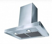 faber HOOD STILO SIL-K LTW 60 (with free gift cutlery set from Giftipedia) Wall Mounted Chimney(Grey 1000)