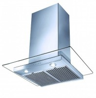 faber Glassy SIL-K BKL LTW 60 Hood Chimney (with free gift cutlery set from Giftipedia) Wall Mounted Chimney(Silver 1000)