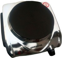 Nova NH-3408-1S Induction Cooktop(Silver, Push Button)