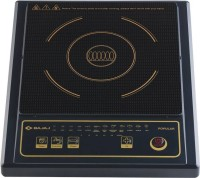 Bajaj POPULAR ULTRA INDUCTION COOK TOP Induction Cooktop(Black, Touch Panel)