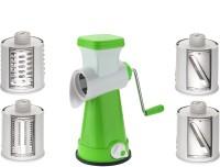 Incredible 4in1 Dicer 00 Mixer Grinder(Green, 4 Jars)