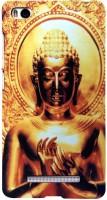 99Sublimation Back Cover for Mi Redmi 5A, Mi Redmi 5A(Lord Budha Buddhist, Plastic)