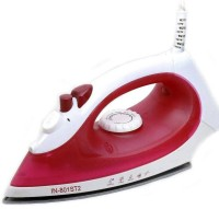 View GLOWISH IN-801ST2 TEFLON SOLEPLATE SELF CLEANING FUNCTION WITH EXTRA LONG WIRE Steam Iron(Multicolor) Home Appliances Price Online(GLOWISH)
