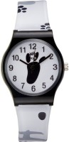 Kool Kidz DMK-003-BK 03  Analog Watch For Kids
