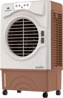 Havells Koolaire I Desert Air Cooler(White, Brown, 51 Litres)