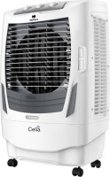 View Havells Celia Desert Air Cooler(White, Grey, 55 Litres) Price Online(Havells)
