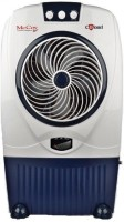 mccoy COLONEL Room Air Cooler(White, 45 Litres) - Price 9090 26 % Off