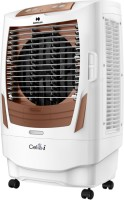 Havells Celia I Desert Air Cooler(White, Brown, 55 Litres)