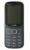 Lemon Lemo 211(Black)