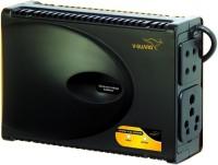 V-Guard Crystal Plus Electronic Voltage Stabilizer (Black)