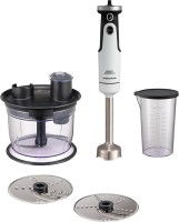 Morphy Richards Total Control Workcentre 650 W Hand Blender(White)
