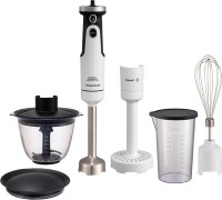 Morphy Richards Total Control Pro Set 650 W Hand Blender(White)