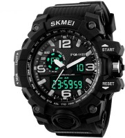 Awex 1155BLCK Analog - Digital 1155blackA1 Watch  - For Men