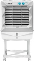 Symphony Diamond Db With Trolley Desert Air Cooler(White, 61 Litres)