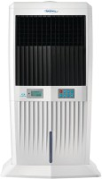 Symphony Storm I Desert Air Cooler(White, Blue, 100 Litres)