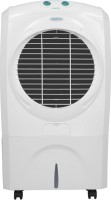 Symphony 70 L Desert Air Cooler(White, Siesta Jr with_Trolley)