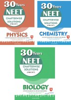 NEET 30 Years Chapterwise Solutions : Physics Chemistry & Biology Combo(English, Perfect, Team Aim4AIIMS)