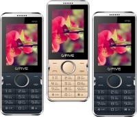 Gfive WP89 Pack of Three Mobiles(Blue $$ Orange, Blue $$ Green, Champagne Gold) - Price 2799 6 % Off