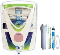 View Aqua Fresh Aqua candy 17 RO + UV + UF + TDS Water Purifier(White) Home Appliances Price Online(Aqua Fresh)