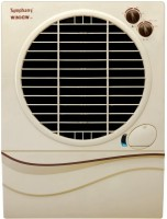 Symphony Window Desert Air Cooler(Ivory, 41 Litres)