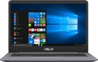 Asus VivoBook S14 Core i3 7th Gen - (8 GB 1 TB HDD 128 GB SSD Windows 10 Home) S410UA-EB266T Thin and Light Laptop(14 inch Metal Grey 1.43 kg)